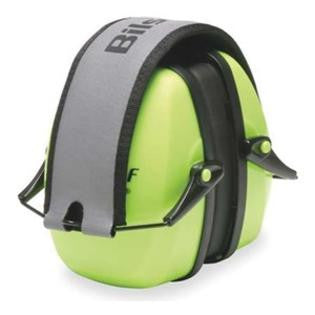 Howard Leight Thunder T1H Light Green Metal Helmet Mount Noise Blocking Earmuffs
