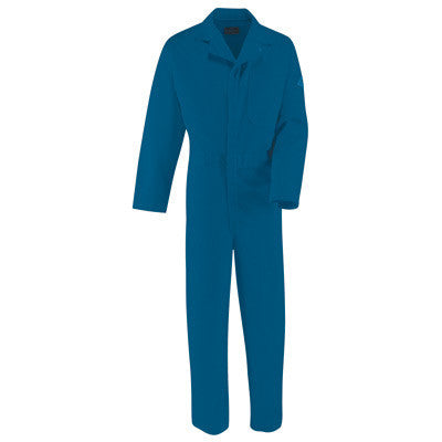 Bulwark Royal Blue 54 Regular Flame Resistant Coveralls