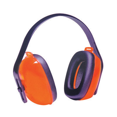 Radnor Orange Multi Position Dielectric Earmuffs