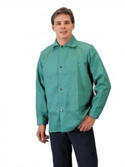 "Radnor Green X-Large 30"" Flame Retardant Jacket"