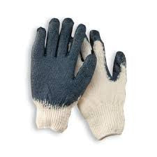 Radnor Men's Rubber Coated Cotton/Poly String Knit Glove