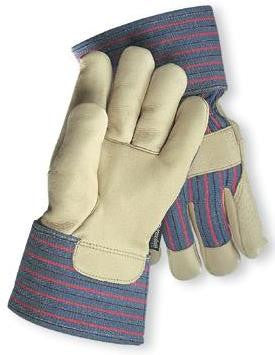 Radnor Large Thinsulate Lined Cold Weather Gloves With Safety Cuffs