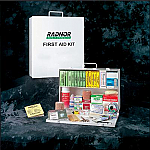 Radnor 100 Person Bulk Sturdy Metal First Aid Cabinet