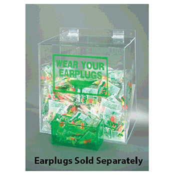 Radnor Large Earplug Dispenser (Earplugs Sold Separately)