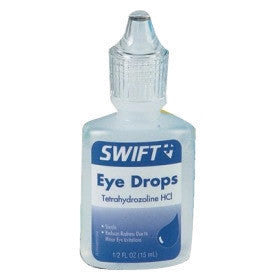 Swift First Aid 1/2 Ounce Bottle Tetrasine Eye Drops