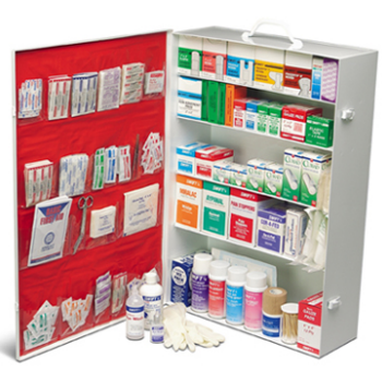 Swift First Aid Pocket Insert For #600 First Aid Cabinet