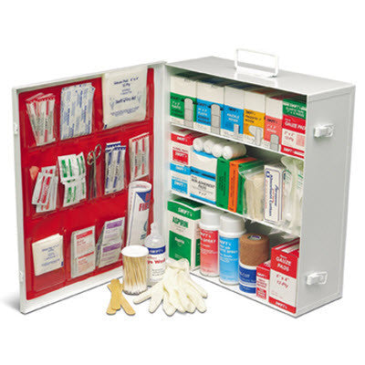 Swift First Aid Pocket Insert For #180 First Aid Cabinet