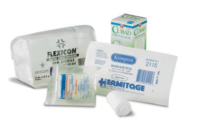 "Swift First Aid 2"" Roll Clean Wrap Non-Sterile Gauze Wrap"