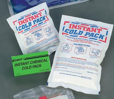"Swift First Aid 5"" X 9"" Instant Cold Pack"