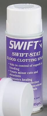 Swift First Aid 3 Ounce Aerosol Can Blood Clotter Spray