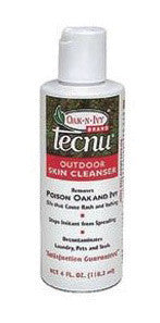 Swift First Aid 4 Ounce Bottle Tecnu Poison Oak And Ivy Cleanser