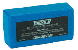 Sensidyne Battery Pack For BDX-II Air Sampling Pump