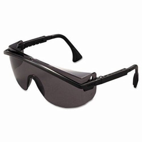 Uvex By Sperian Astrospec 3000 Safety Glasses With Nylon Black Frame And Gray Polycarbonate Ultra-dura Anti-Scratch Hard Coat Lens