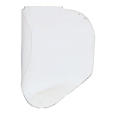 Uvex Bionic Clear Uncoated Polycarbonate Visor