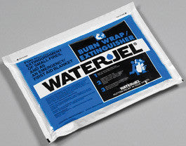 Water-Jel Technologies 3' X 2.5' Pouch Burn Wrap
