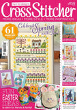 CROSS STITCHER MAGAZINE APRIL 2018 - Top Tips for Cross Stitchers!