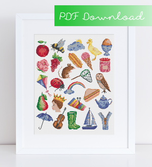 PDF INSTANT DOWNLOAD - PATTERNS NOW AVAILABLE!
