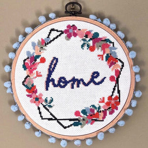 3 Great Ways to Finish Off Your Cross Stitch Project