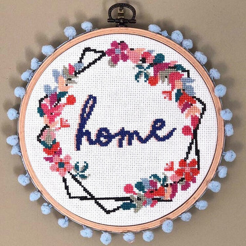"""Premium Quality British Wooden Embroidery Cross stitch Hoop Frame 3/""""-12/"""" Inche"""