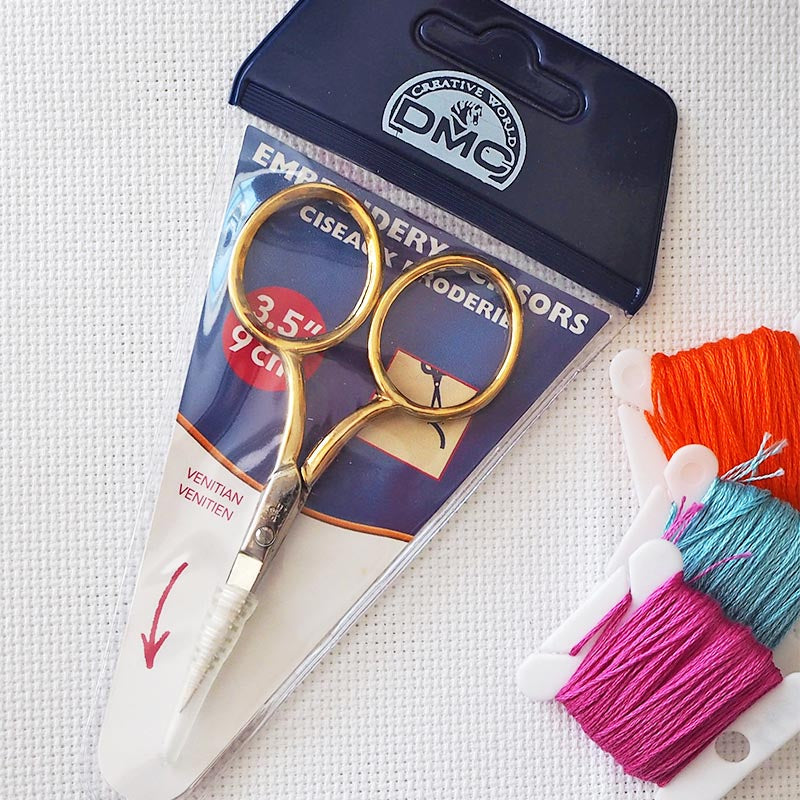 dmc scissors needlecraft