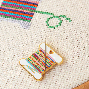Made to Create - Cross Stitch-a-Long SAL