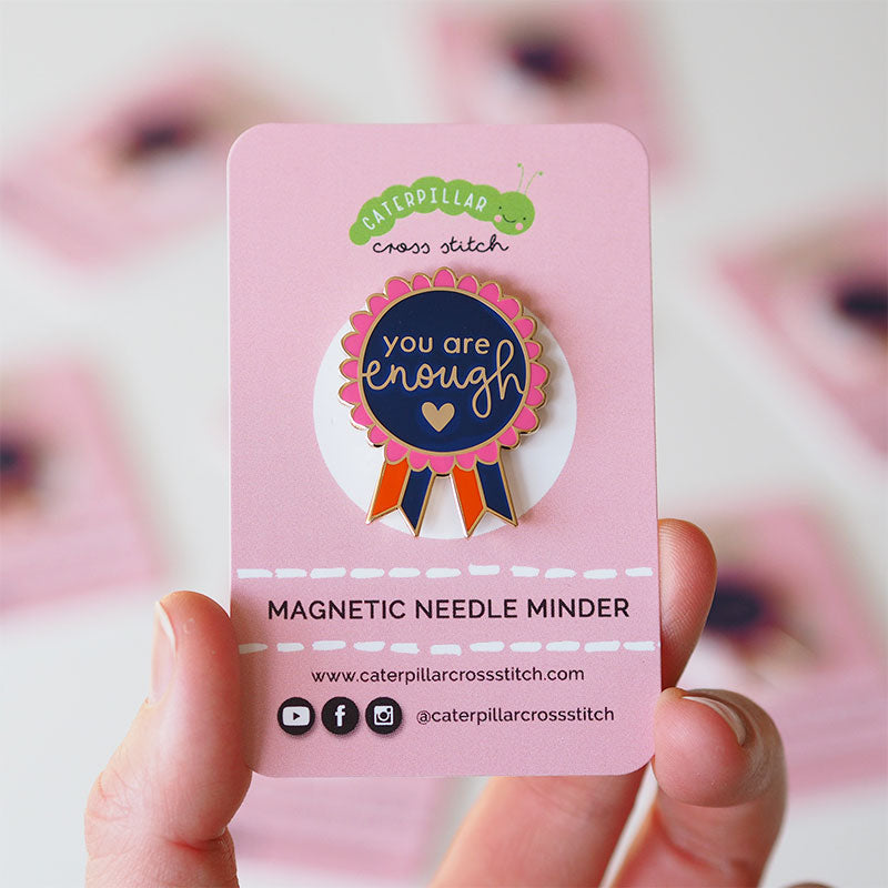 Magnetic Needle Minder - You Are Enough