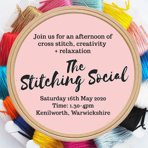 Stitching Social Event Tickets - May 2020