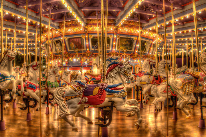 City Carousels