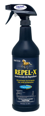 Repel-X Ready to Use-Staple Supplies - Health Care-Farnam-Manhattan Saddlery
