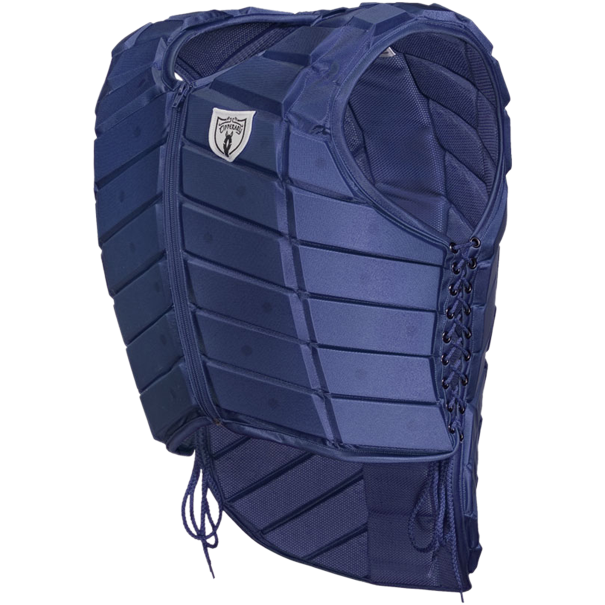 Tipperary Eventer Vest-Protective Vests-Tipperary Equestrian-Youth XS-Navy-Manhattan Saddlery