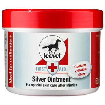 Leovet Silver Ointment-Healthcare-Leovet-Manhattan Saddlery