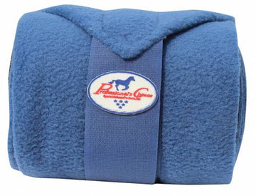 Professional's Choice Deluxe Polo Wraps Royal Blue-Horsewear - Boots - Polo Wraps-Professional's Choice-Manhattan Saddlery