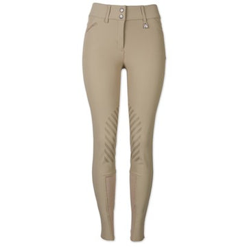 Romfh Sarafina Grip Breech-Breeches-Romfh-22R-White Sand-Manhattan Saddlery