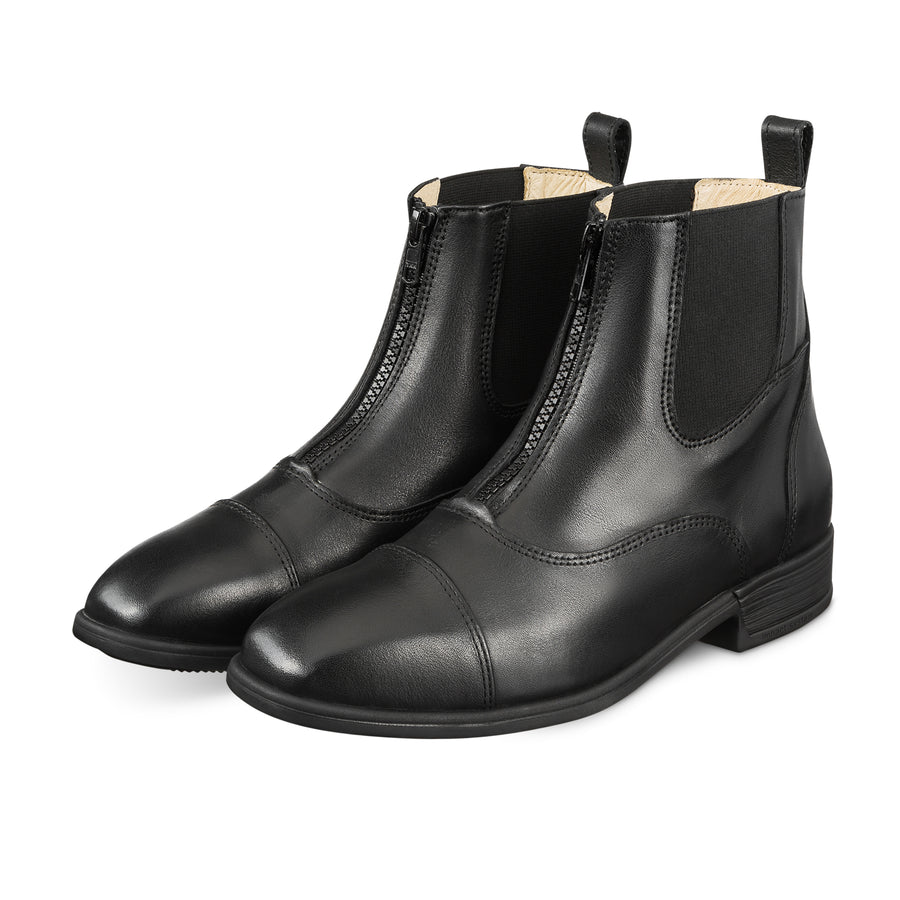 Elan Paddock Boot-Boots-Manhattan Saddlery House Label-35-Manhattan Saddlery