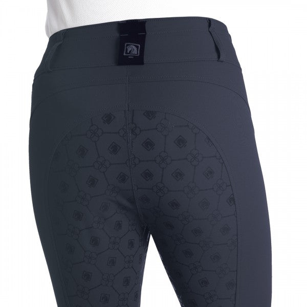 Romfh Isabella Full Grip Breeches-Breeches-Romfh-24R-Dark Navy-Manhattan Saddlery