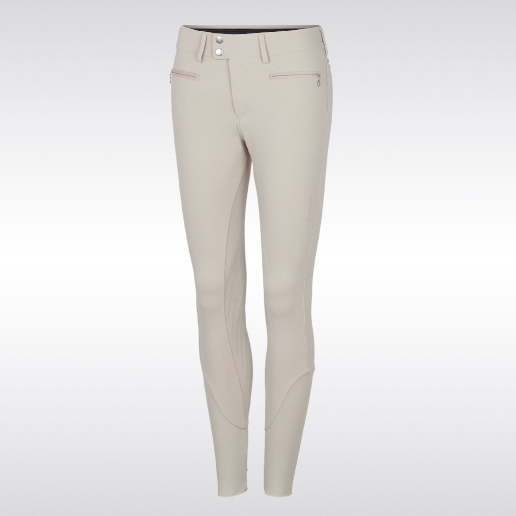 Clotilde Breech-Breeches-Samshield-EU 32 / US 22-Manhattan Saddlery