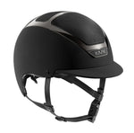 Dogma Chrome Light-Helmets-Kask-55-Black-Manhattan Saddlery