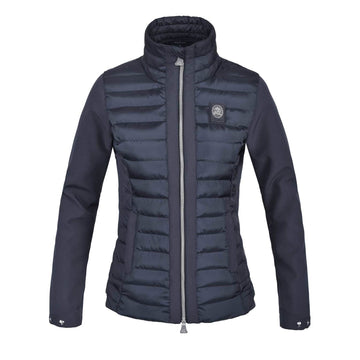 Kingsland Debbie Insulated Softshell Jacket-Sportswear - Ladies - Jackets-Kingsland-Navy-XS-Manhattan Saddlery