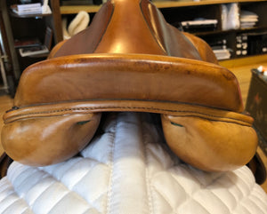 "2009 Socoa 16.5"" - 0A Flap - Manhattan Saddlery"