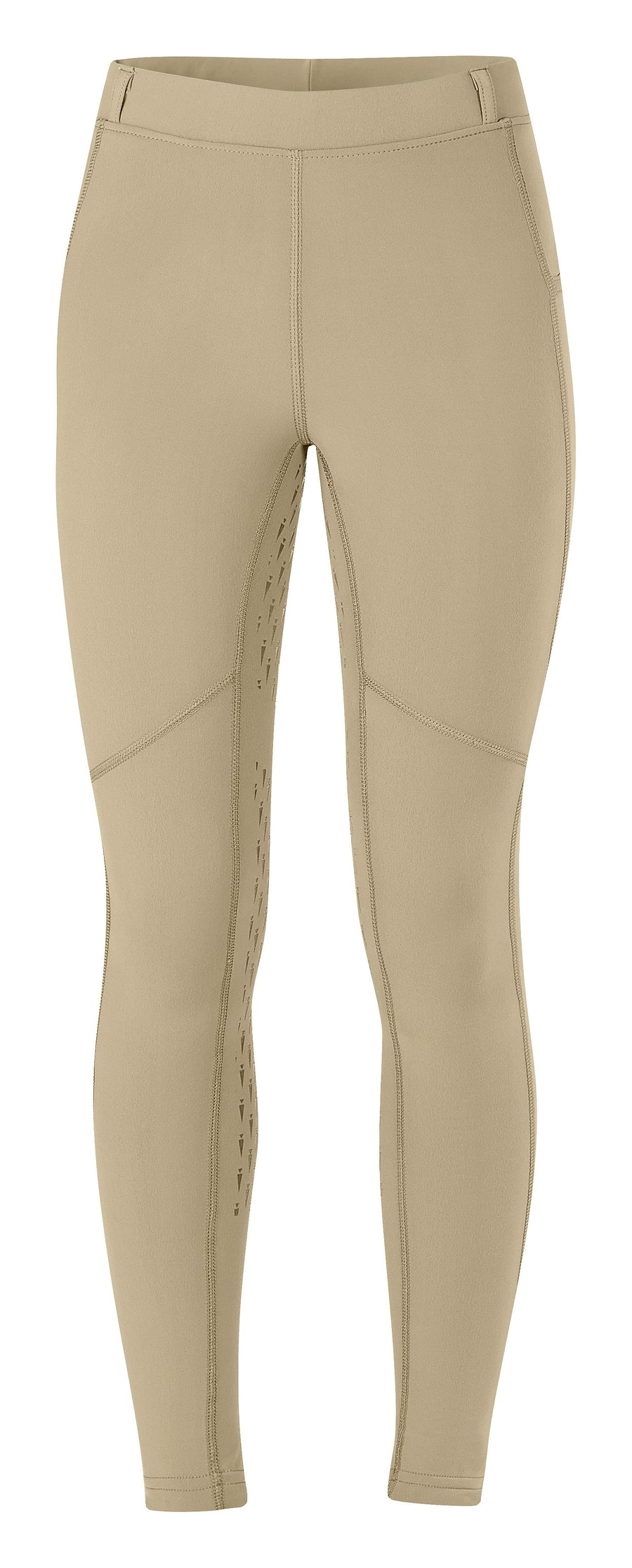 Kids' Ice Fil Tight 2019-Breeches-Kerrits-XS-Tan-Manhattan Saddlery