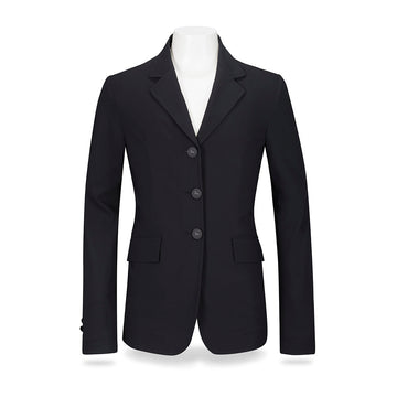 RJ Classics Shore Childs' Show Coat Black-Show Coats-RJ Classics-12-Manhattan Saddlery
