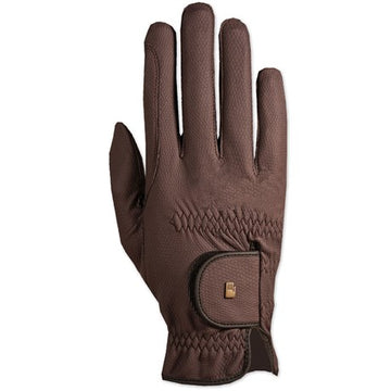 Roeckl Roeck-Grip Mocha-Gloves-Roeckl-6-Mocha-Manhattan Saddlery