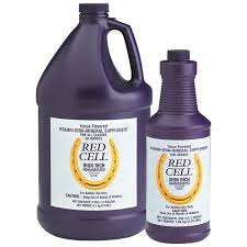 Red Cell 1Gal-Staple Supplies - Health Care-Manhattan Saddlery-Manhattan Saddlery