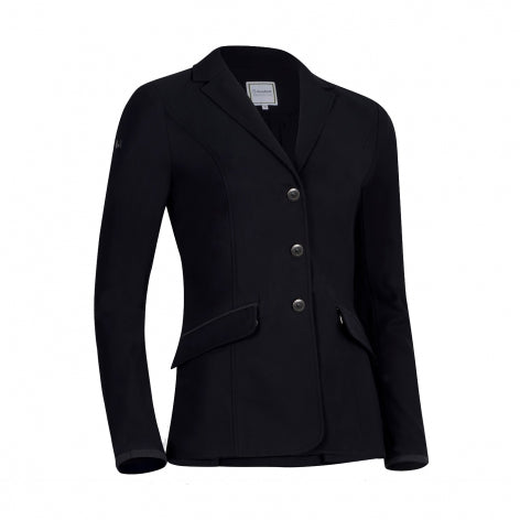 Alix Jacket-Show Coats-Samshield-EU 32 / US 0-Black-Manhattan Saddlery