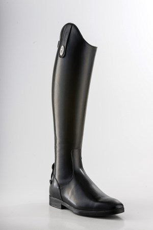 DeNiro Amabile Dress Boot-Tall Boot-DeNiro Boot Co-39 MA M-Manhattan Saddlery