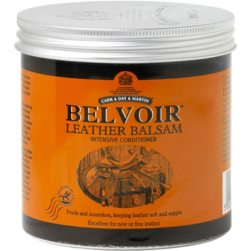 Belvoir Leather Balsam-Leather Care-Carr & Day & Martin-Manhattan Saddlery