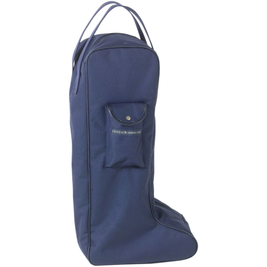 Boot Bag-Gifts & Luggage-Centaur-Navy-Manhattan Saddlery