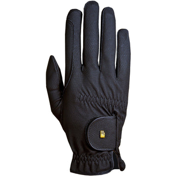 Roeckl Roeck-Grip Glove Black-Gloves-Roeckl-6-Black-Manhattan Saddlery
