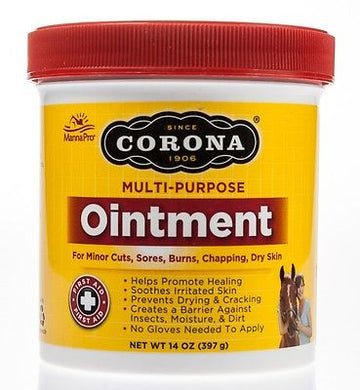Corona Ointment-Horse Care-MannaPro-Manhattan Saddlery