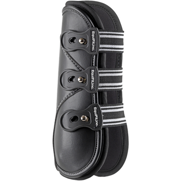 Equifit D-Teq Front Boots-Horse Boots-EquiFit-S-Black-Manhattan Saddlery